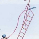 Fireman w/ Ladder