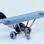 Tri. Wheel Plane